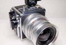 Photographing with a Hasselblad SWC
